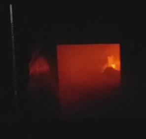दवा और सेनिटाईज़र की गोदाम में लगी आग, सेनिटाईज़र की बोतलों में हुआ धमाका