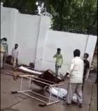 मेडिकल कॉलेज मर्चुरी में शव का अपमान
