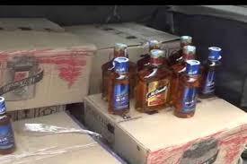 20 लीटर अवैध कच्ची शराब के साथ एक गिरिफ्तार