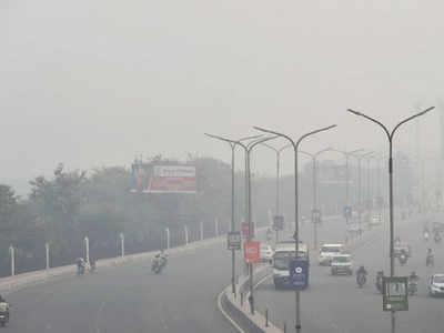 राजधानी लखनऊ देश का तीसरा सबसे प्रदूषित शहर हो गया